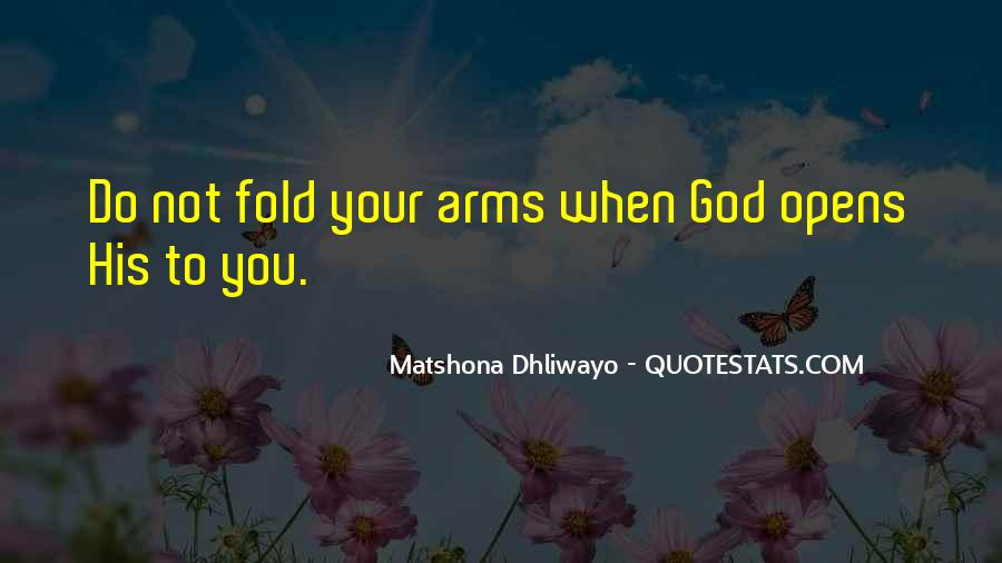Quotes About God Blessing You #572975