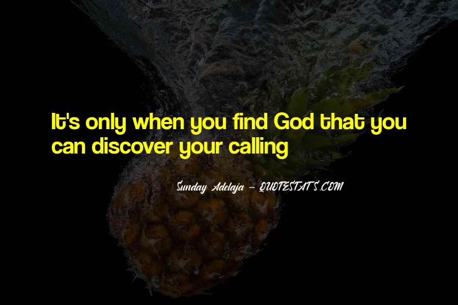 Quotes About God Blessing You #937107