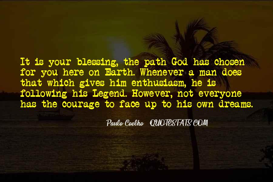 Quotes About God Blessing You #960343