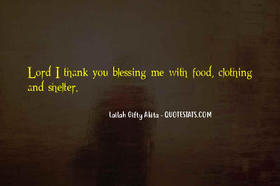 Quotes About God Blessing You #973981