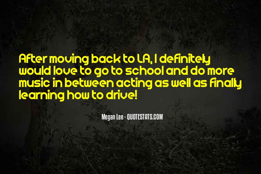 Quotes About Finally Moving #878662