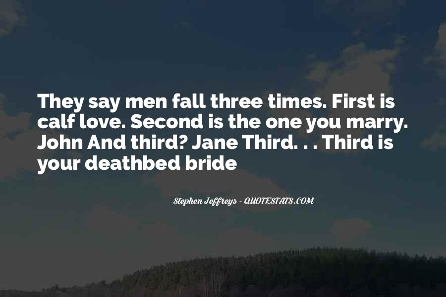 Quotes About Third #52872