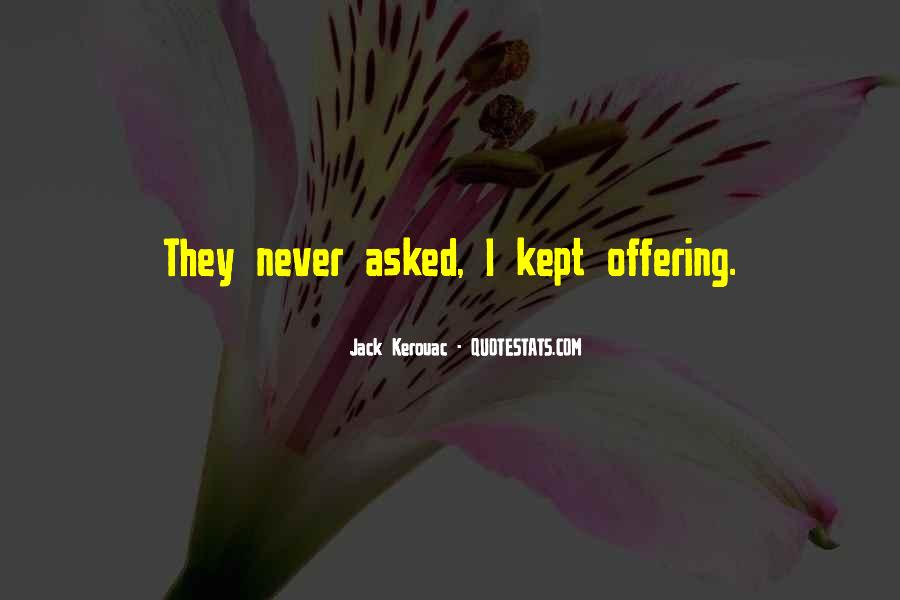 Quotes About Quotes Granted Prayers #1190450