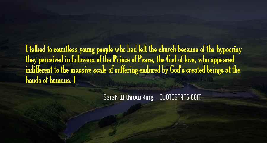 Quotes About Hypocrisy In The Church #734292