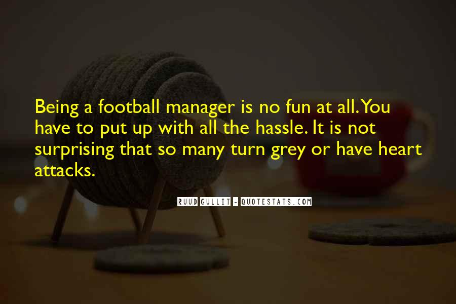 Quotes About Being A Manager #1636047