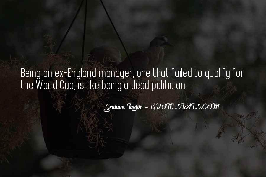 Quotes About Being A Manager #1741300