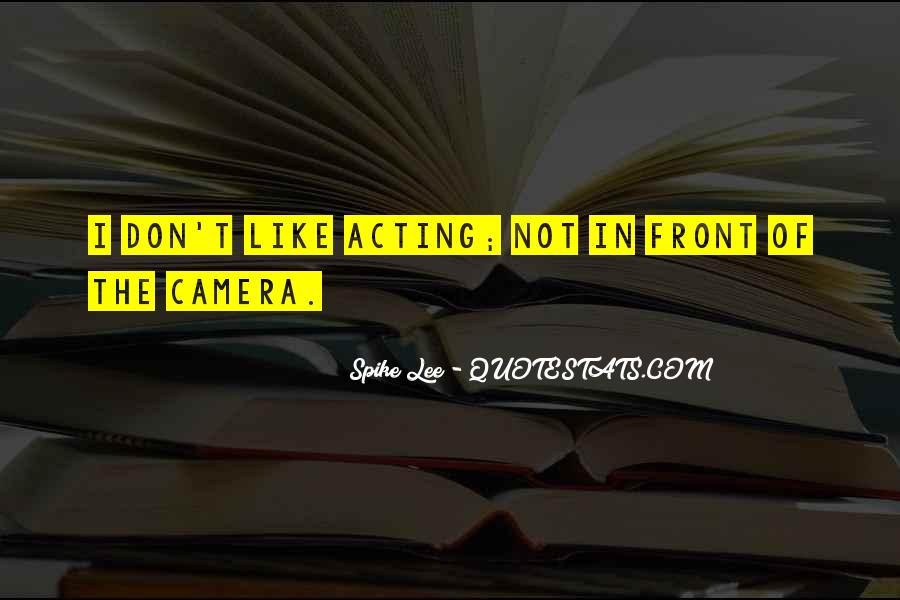 Quotes About Camera #14977