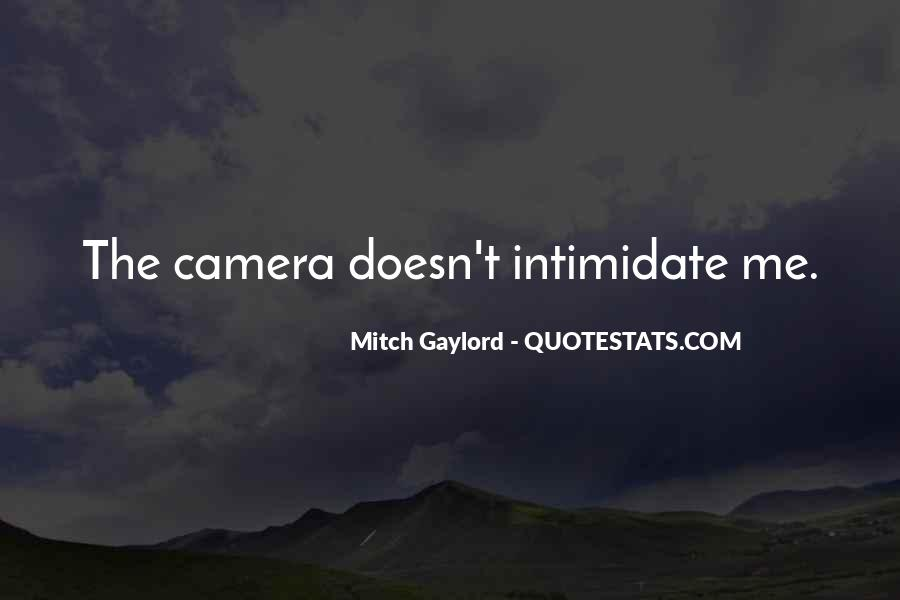 Quotes About Camera #31888