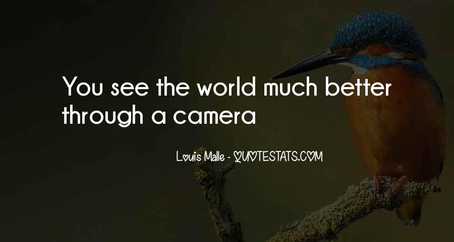 Quotes About Camera #32206