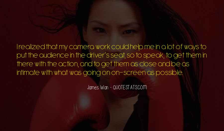 Quotes About Camera #57981