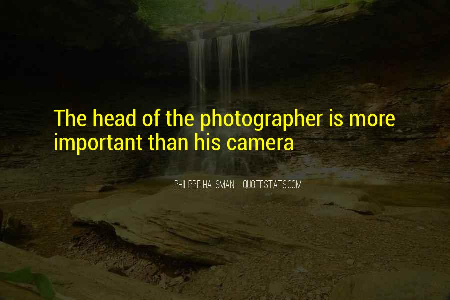 Quotes About Camera #63401