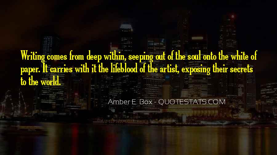 Quotes About Exposing #204175