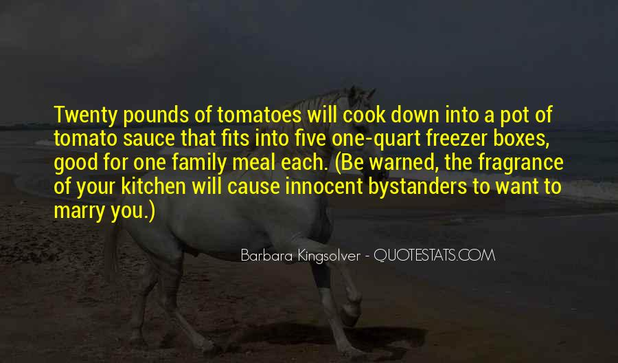 Quotes About Family In The Kitchen #1280122