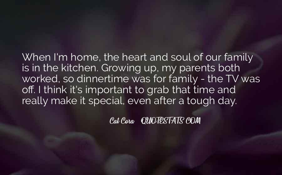 Quotes About Family In The Kitchen #1292005