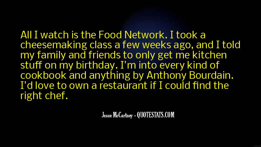 Quotes About Family In The Kitchen #1563320
