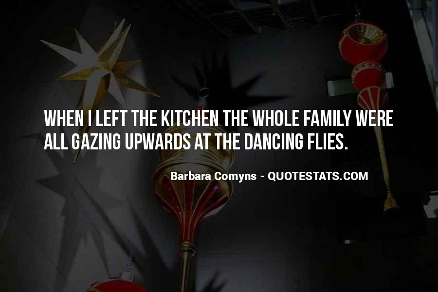 Quotes About Family In The Kitchen #1796645