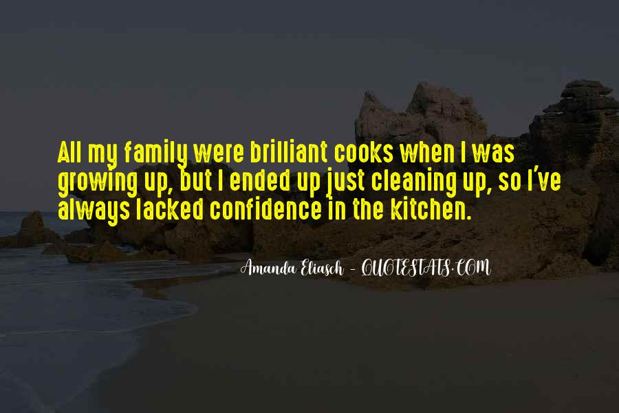 Quotes About Family In The Kitchen #420442