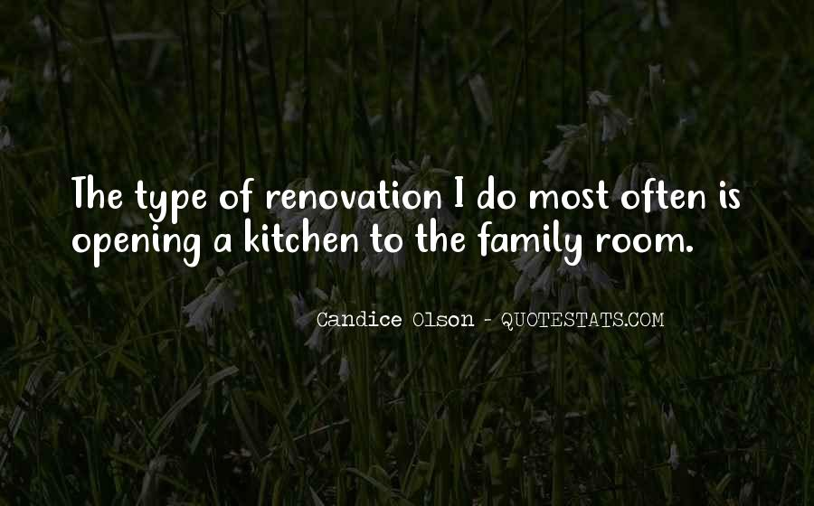 Quotes About Family In The Kitchen #483061