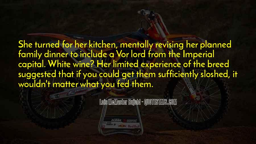 Quotes About Family In The Kitchen #834748