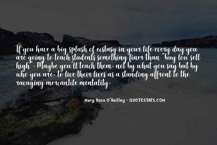 Quotes About Low Mentality #1328801