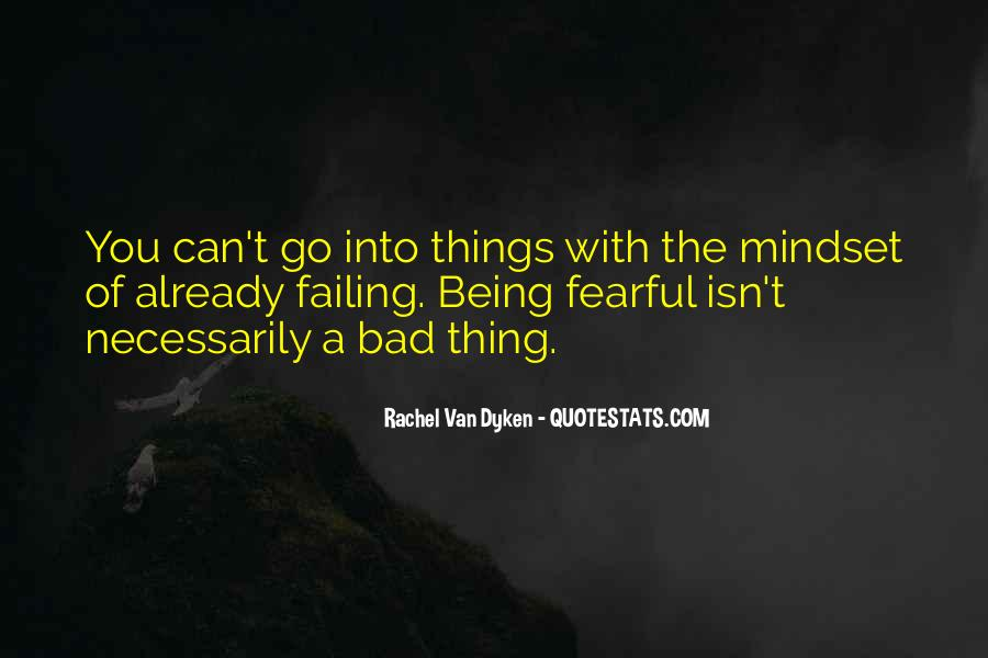 Quotes About Not Being Fearful #1694826
