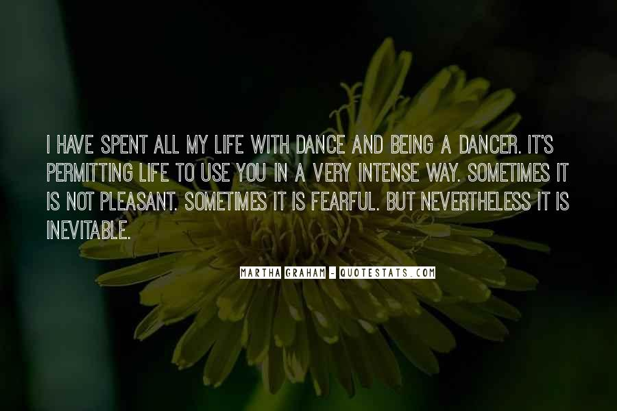 Quotes About Not Being Fearful #555855