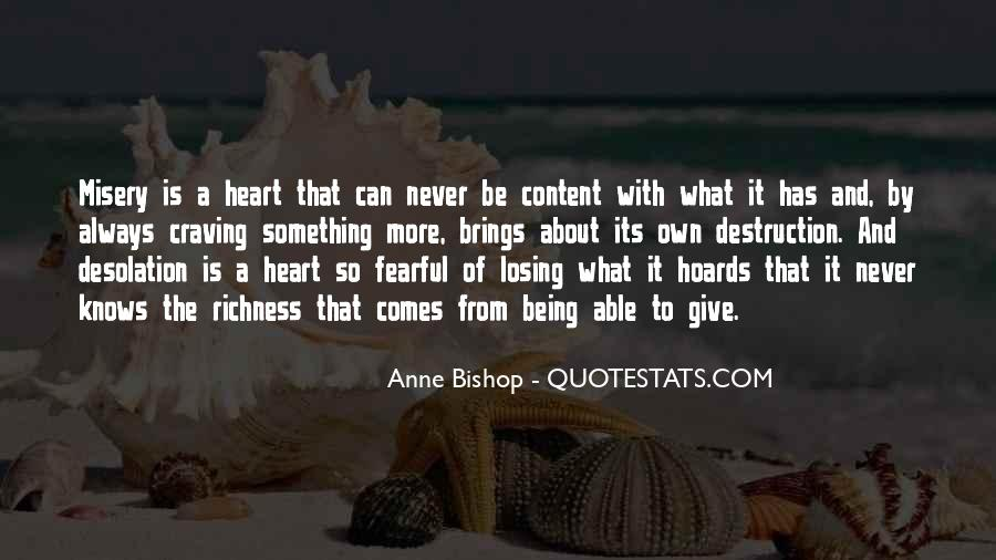 Quotes About Not Being Fearful #844557