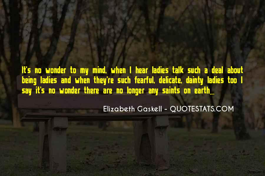 Quotes About Not Being Fearful #970094