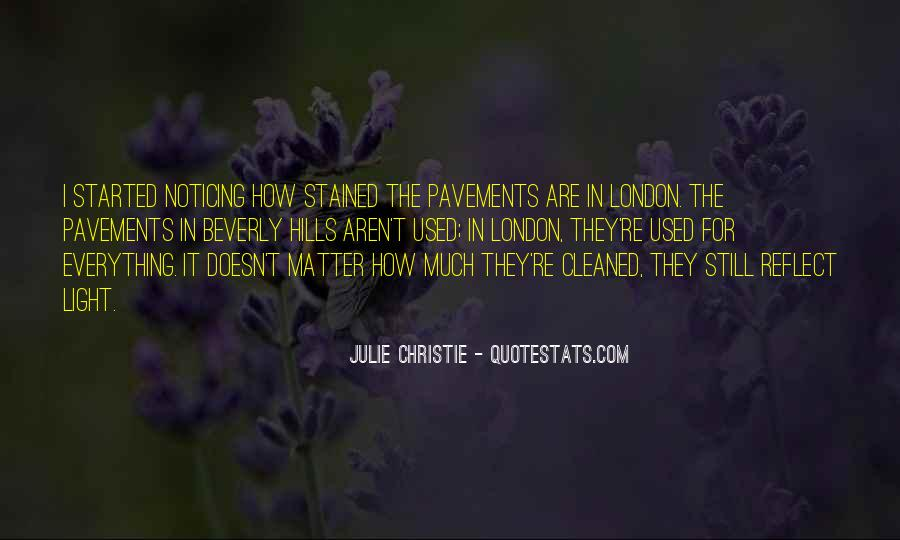 Quotes About Pavements #123389