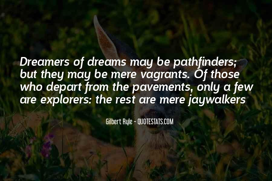 Quotes About Pavements #697436