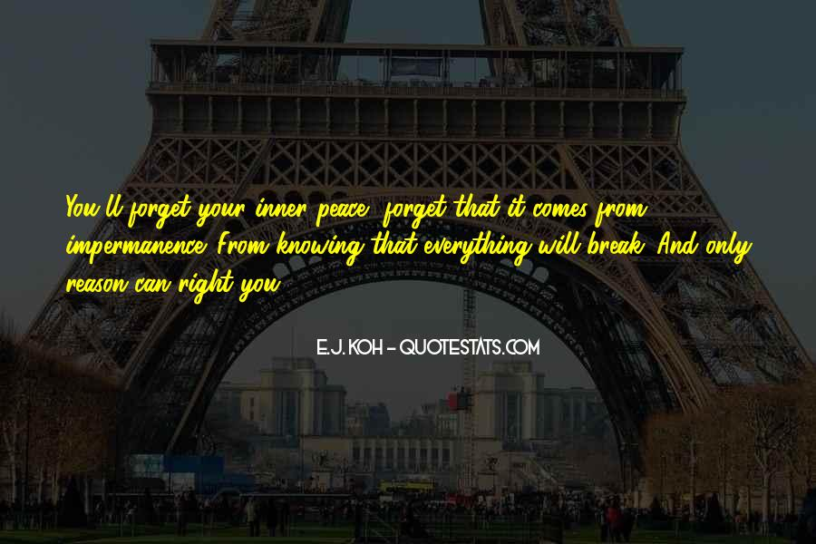 Quotes About Family Break Up #1013433