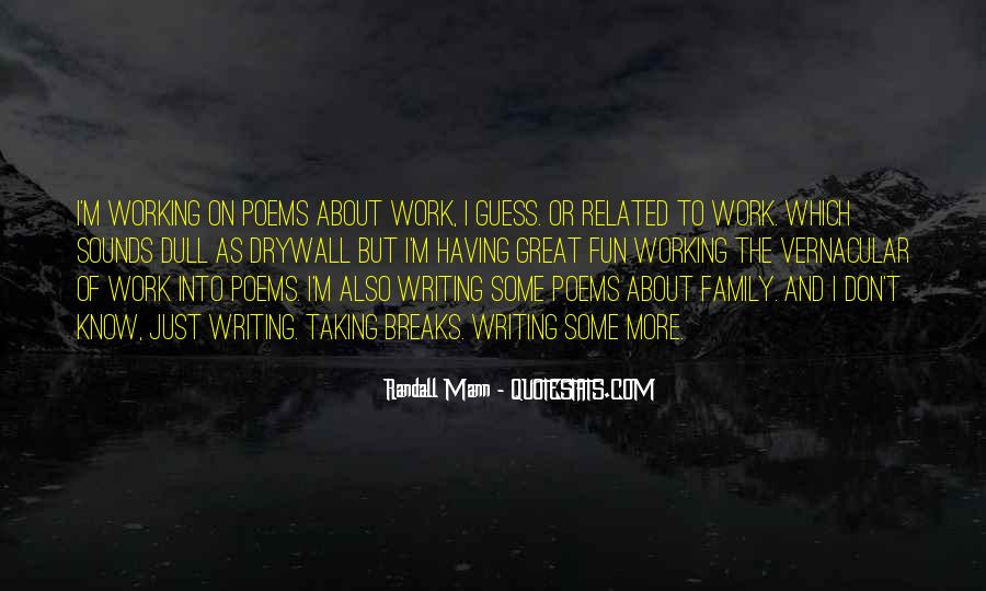 Quotes About Family Break Up #1153977