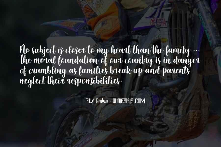 Quotes About Family Break Up #1773262