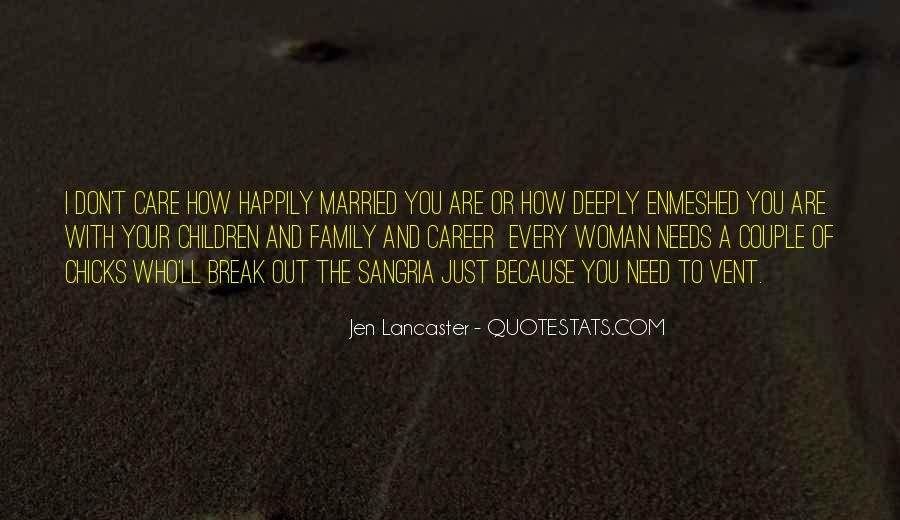 Quotes About Family Break Up #229539
