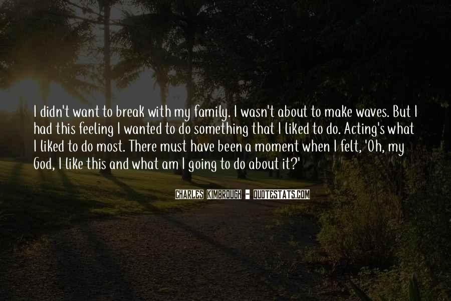 Quotes About Family Break Up #478870