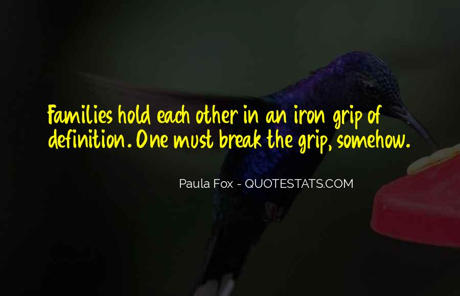 Quotes About Family Break Up #48493