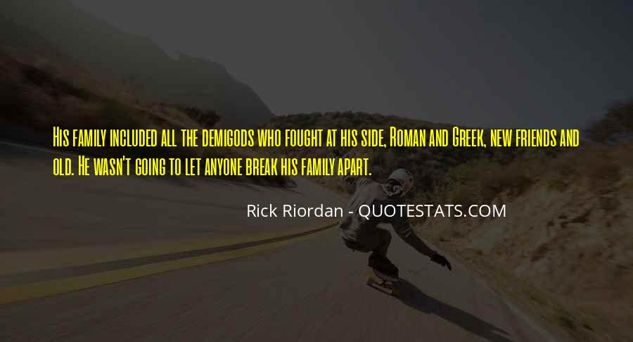 Quotes About Family Break Up #822369