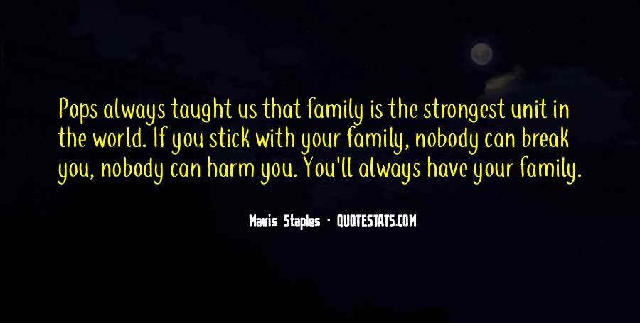 Quotes About Family Break Up #840869