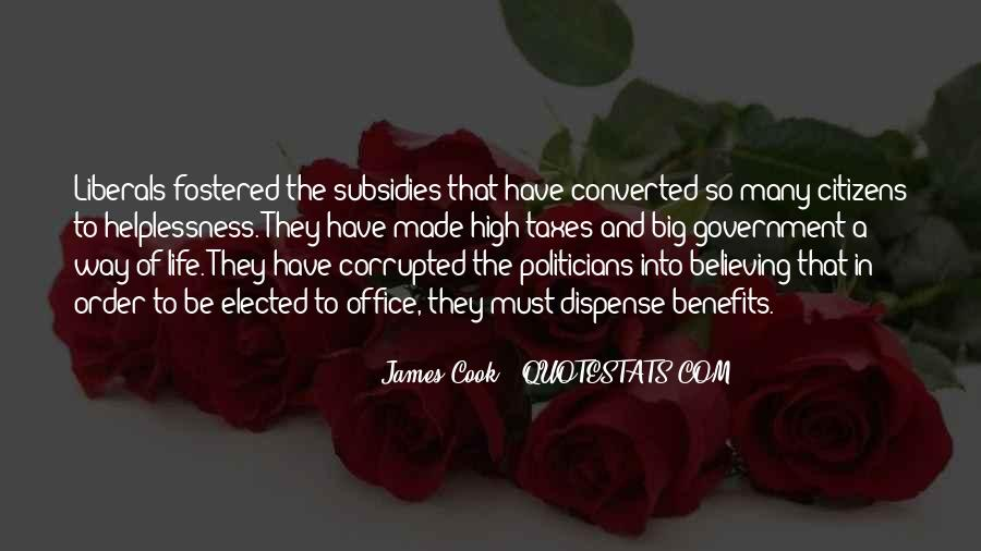 Quotes About Liberals #155070