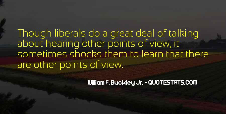 Quotes About Liberals #219517