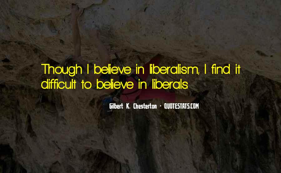 Quotes About Liberals #95123