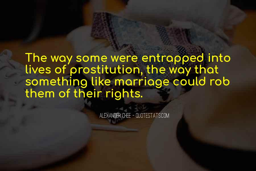 Quotes About Prostitution #242000