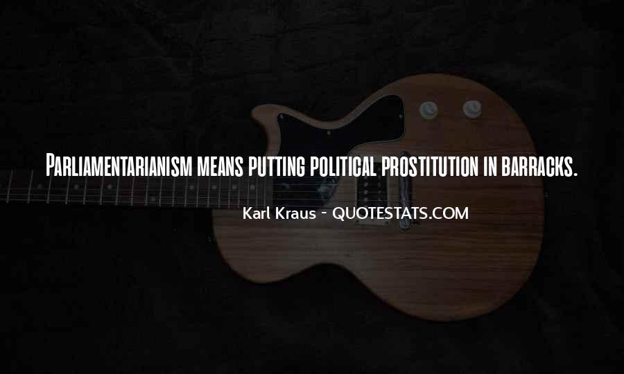 Quotes About Prostitution #244197