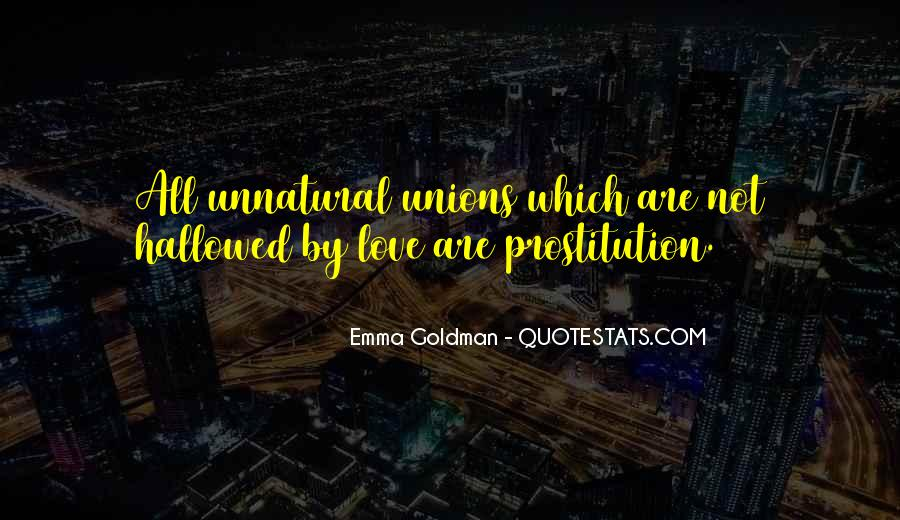 Quotes About Prostitution #528506