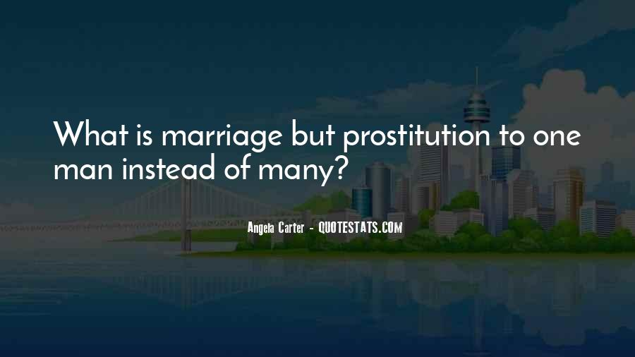 Quotes About Prostitution #81709