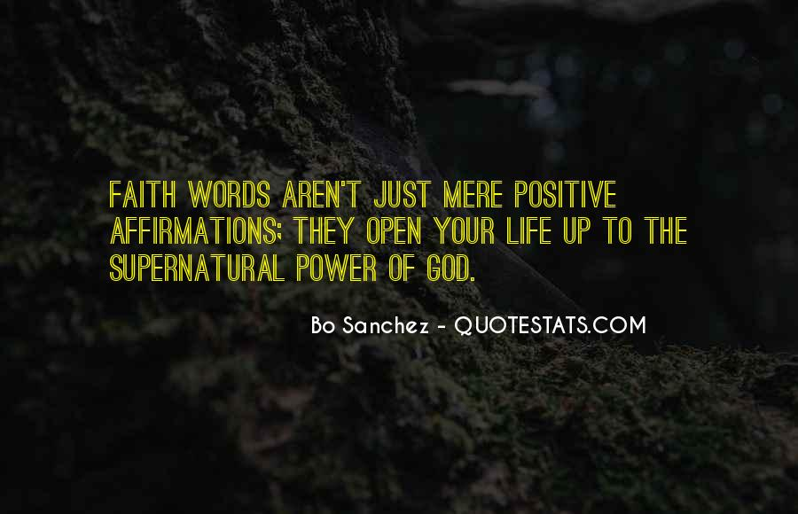 Quotes About Life Bo Sanchez #1086421