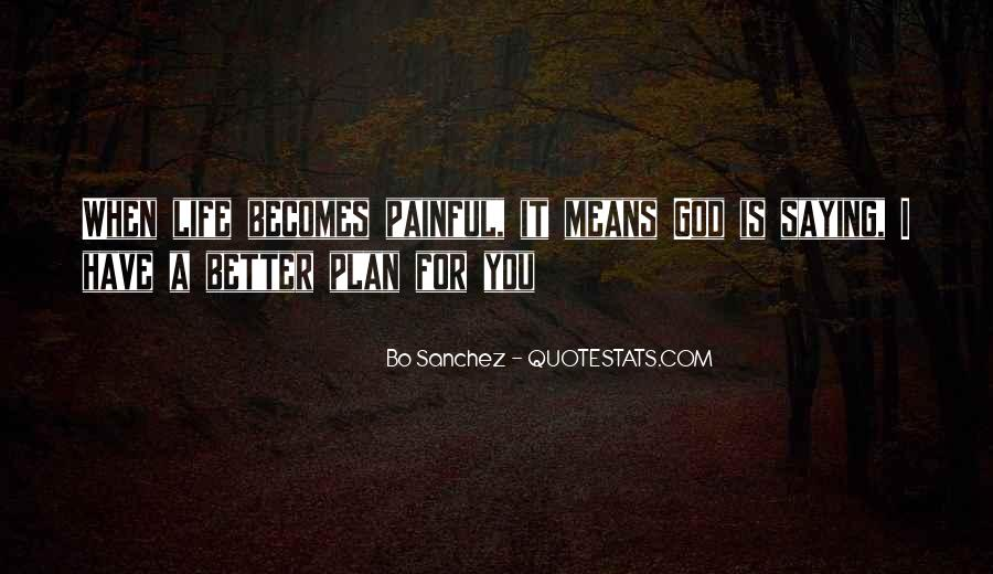 Quotes About Life Bo Sanchez #1430700