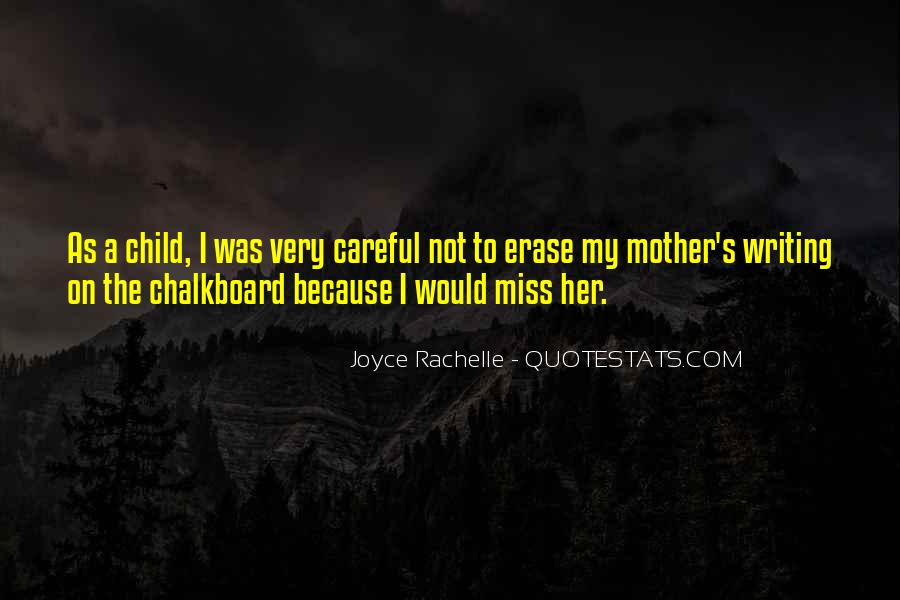 Quotes About Mother And Her Child #1081515