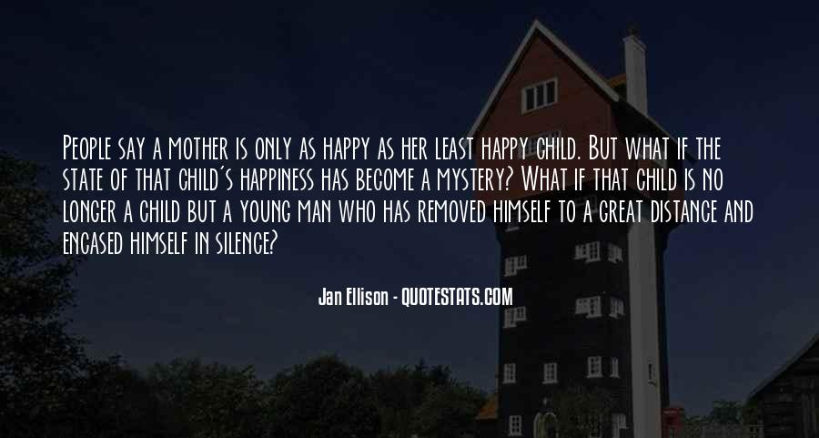 Quotes About Mother And Her Child #222510
