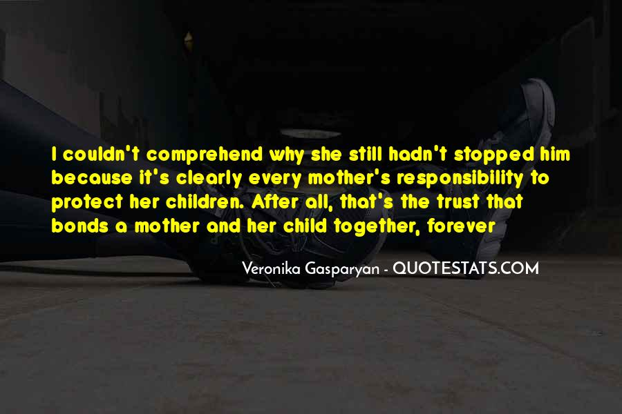 Quotes About Mother And Her Child #454705